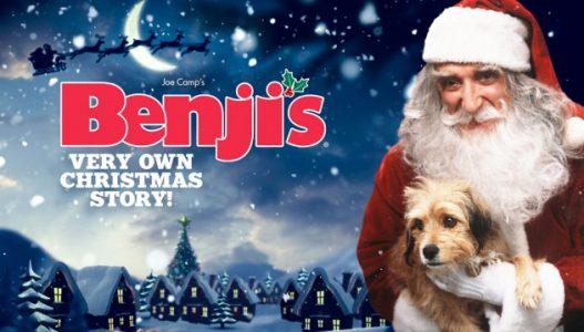 Benji's Very Own Christmas Story (1978)